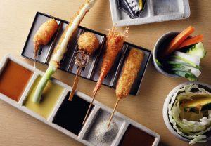 串かつ料理 活の料理2
