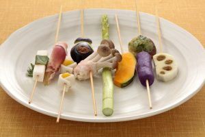 串かつ料理 活の野菜串