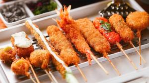串かつ料理 活のコース料理