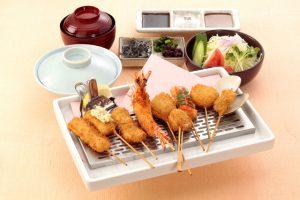 串かつ料理 活の海鮮御膳